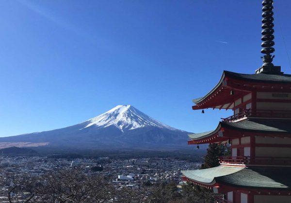 מסע בעקבות הזן, יפן. 04/20